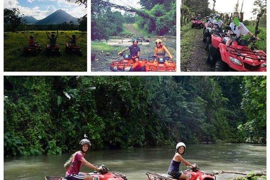 Jungle Farm & River