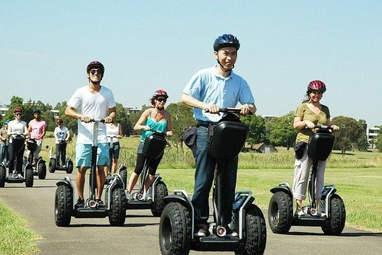 1H Segway Experience