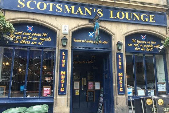 The Ultimate Pub Crawl, Edinburgh