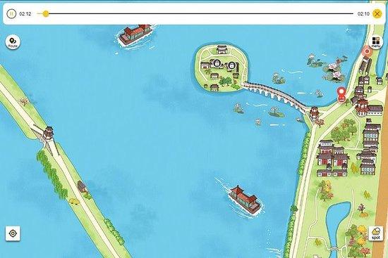 Guía de audio GPS para la Ciudad...