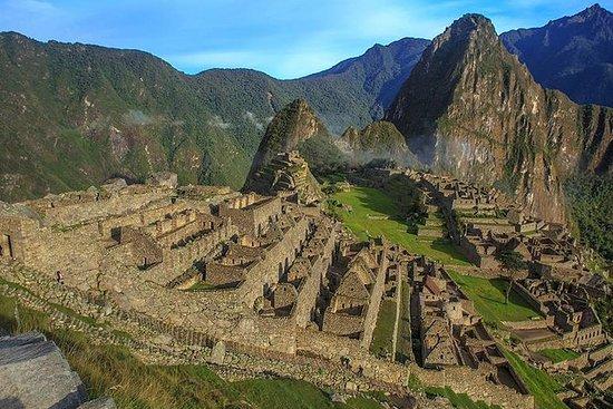 Machu Picchu Vistadome Premium