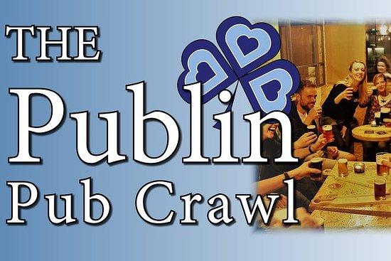 Die Publin Pub Crawl und Walking Tour