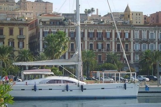 Sailboat Excursion in Cagliari Gulf...