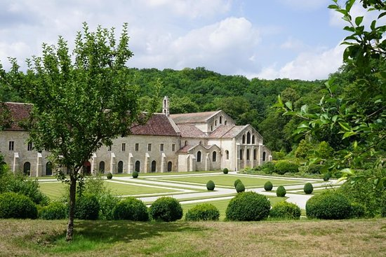 Abbaye de Fontenay Admission Ticket