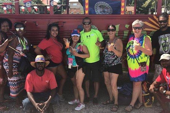 The Belize Party Bus Extravaganza