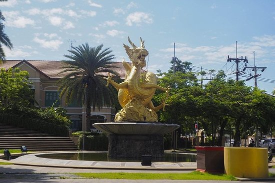 Visite à Phuket de la vieille ville...