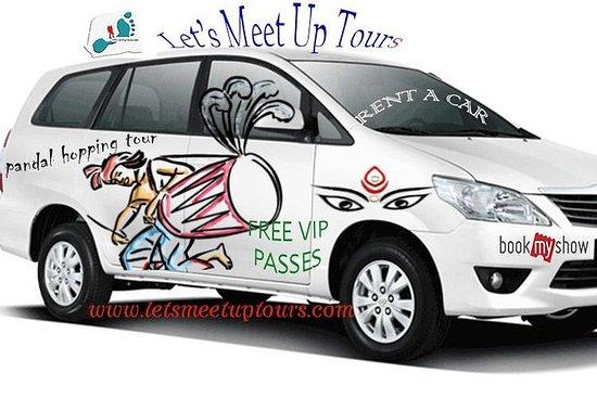 Durga Puja - Pandal Hopping Tour