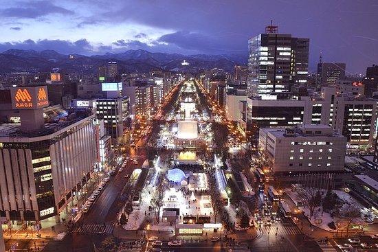 Festivais de neve de Hokkaido no Japão