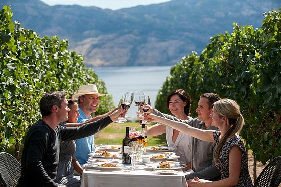 West Kelowna 6 Hour Wine Tour