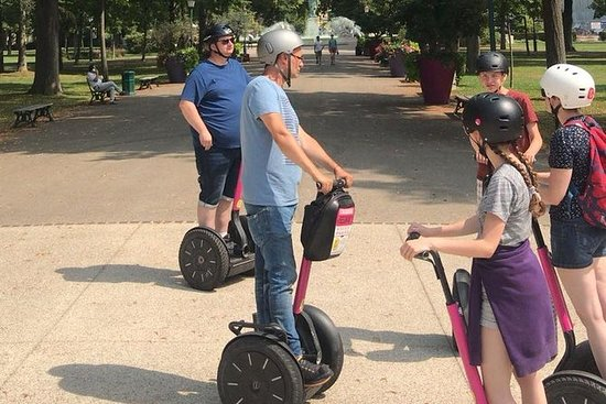Segway Touren 2h in Colmar