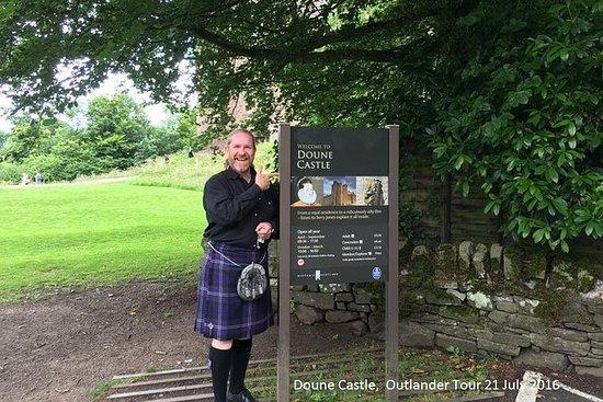 Filmed in Scotland