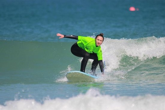 Full-Day Surf Experience in Newquay...