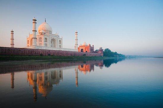 Private Taj Mahal Tour With...