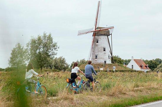 Tour privé à vélo dans la campagne...
