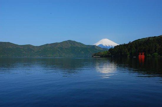 Mt Fuji and Hakone 1-Day Bus Tour...