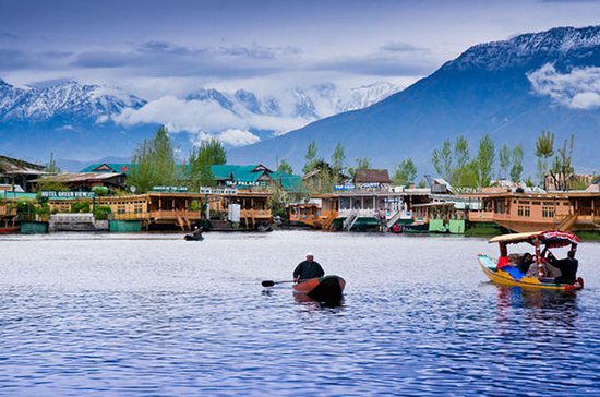 Kashmir Private Tour - 03 Nights & 04...