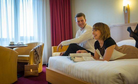 Leopardstown, Irlanda: Guest room