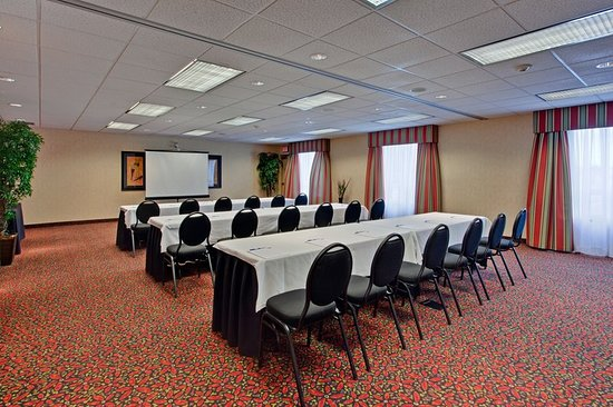 Holiday Inn Express Suites Airdrie: Meeting room