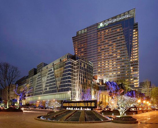 InterContinental Century City Hotel Chengdu