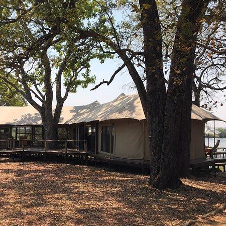 Zambezi National Park, ซิมบับเว: photo6.jpg
