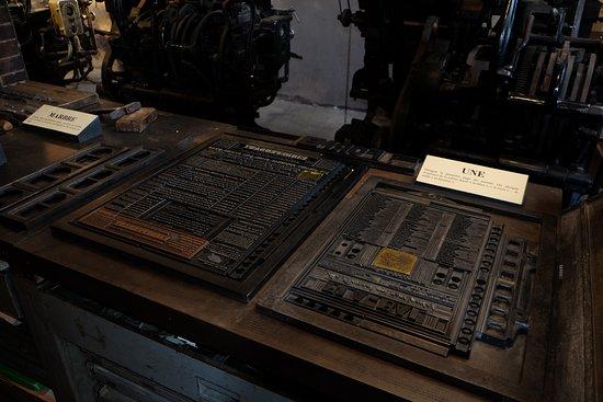 Le Musée de l'Imprimerie