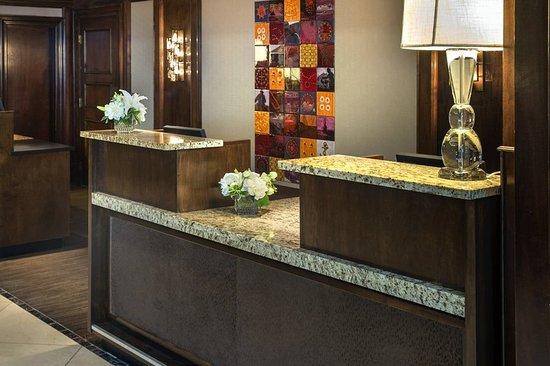 Norfolk Waterside Marriott Hotel