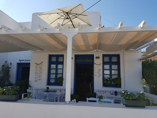 Ялос, Греция: ingresso