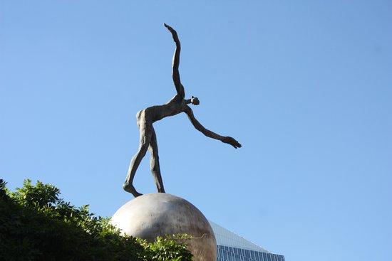 Sculpture Le Somnambule