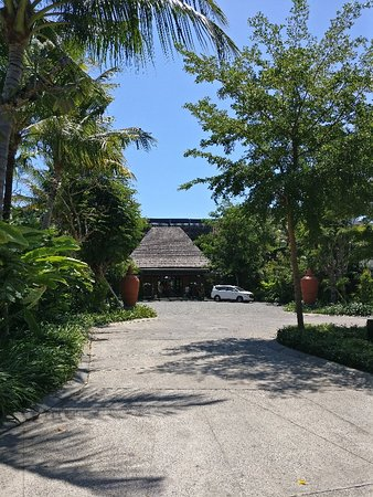 Excellent Resort and very friendly and courteous staff