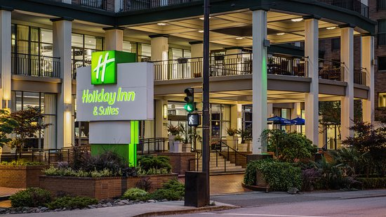 Holiday Inn & Suites Vancouver Downtown Hotel