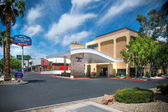 Fairfield Inn Las Vegas Convention Center: Exterior