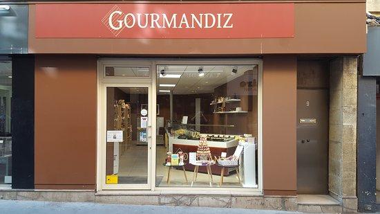 Gourmandiz
