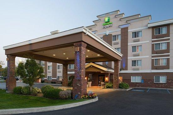Holiday Inn Express Spokane Valley