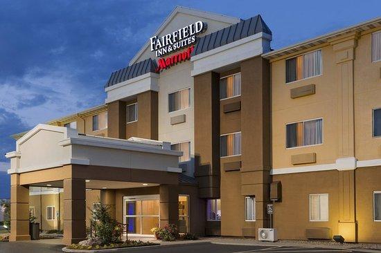 Fairfield Inn & Suites Oklahoma City Quail Springs/South Edmond: Exterior