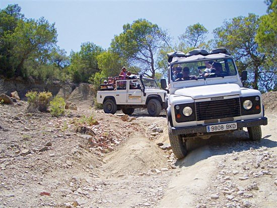 Ibiza Jeep Safari