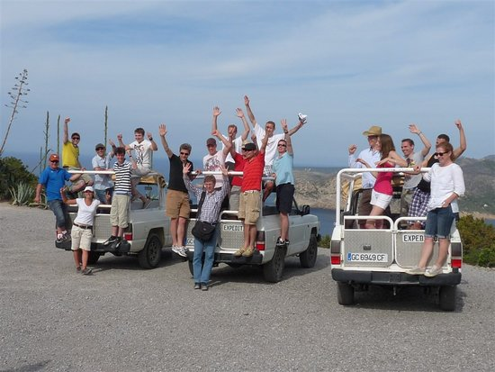 Ibiza Jeep Safari