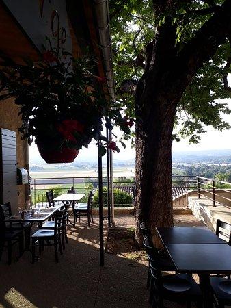Dauphin, Frankrike: Restaurant la Forge