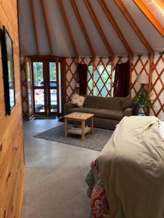 Acadia Yurts Updated 2021 Campground Reviews Southwest Harbor Me Tripadvisor