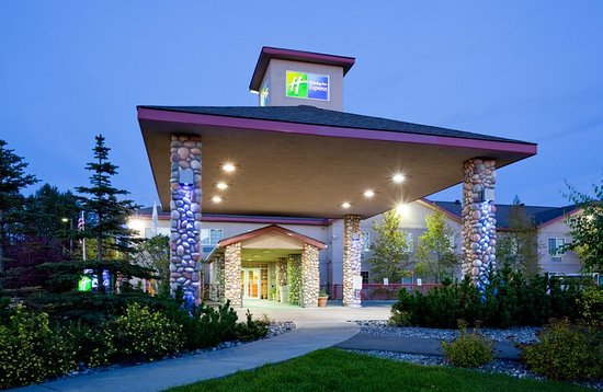 Holiday Inn Express Anchorage Hotel