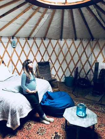 Ennerdale Bridge, UK: Yurt