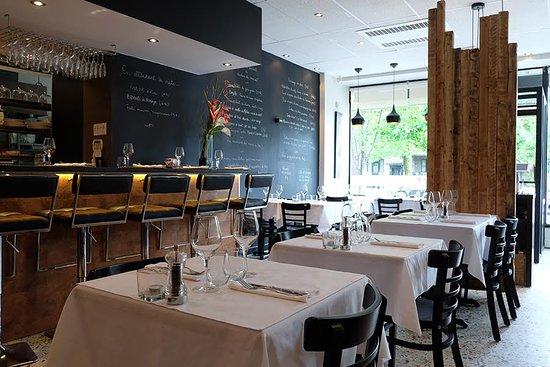 La salle du Restaurant Tandem