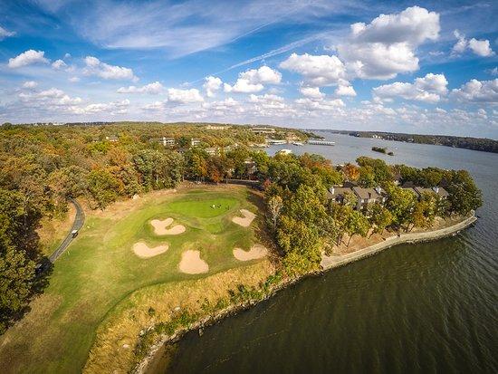 Lake Ozark, MO: Fall Golfing at Lake of the Ozarks