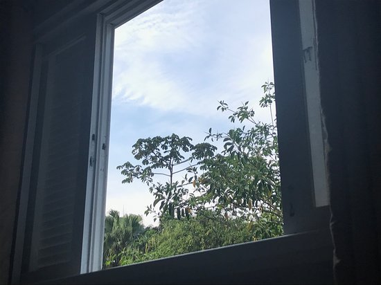 Itaipava, ES: Vista da minha janela