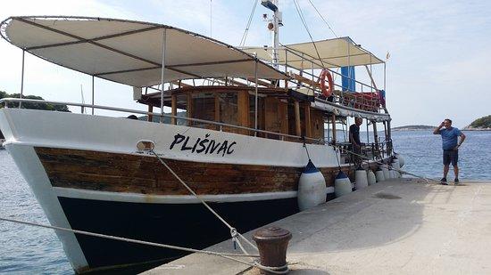 Three Island Tour: Plisivac