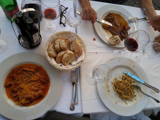 Antico Carlone: table