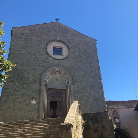 Thirteenth Century church seems very original