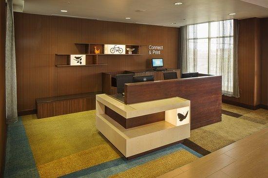 Monaca, Pensilvania: Business center
