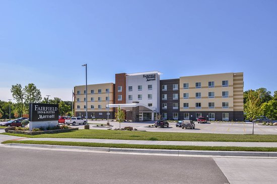 Fairfield Inn & Suites St. Joseph