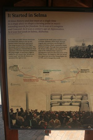 Hayneville, Αλαμπάμα: Selma information