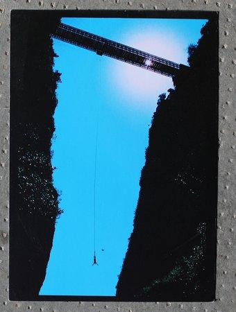 Aradena, Hellas: Le flyer de Liquid Bungy